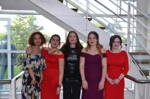 DSC_0029 Laurène, Mélissa, Sophie, Chloé, Anaïs